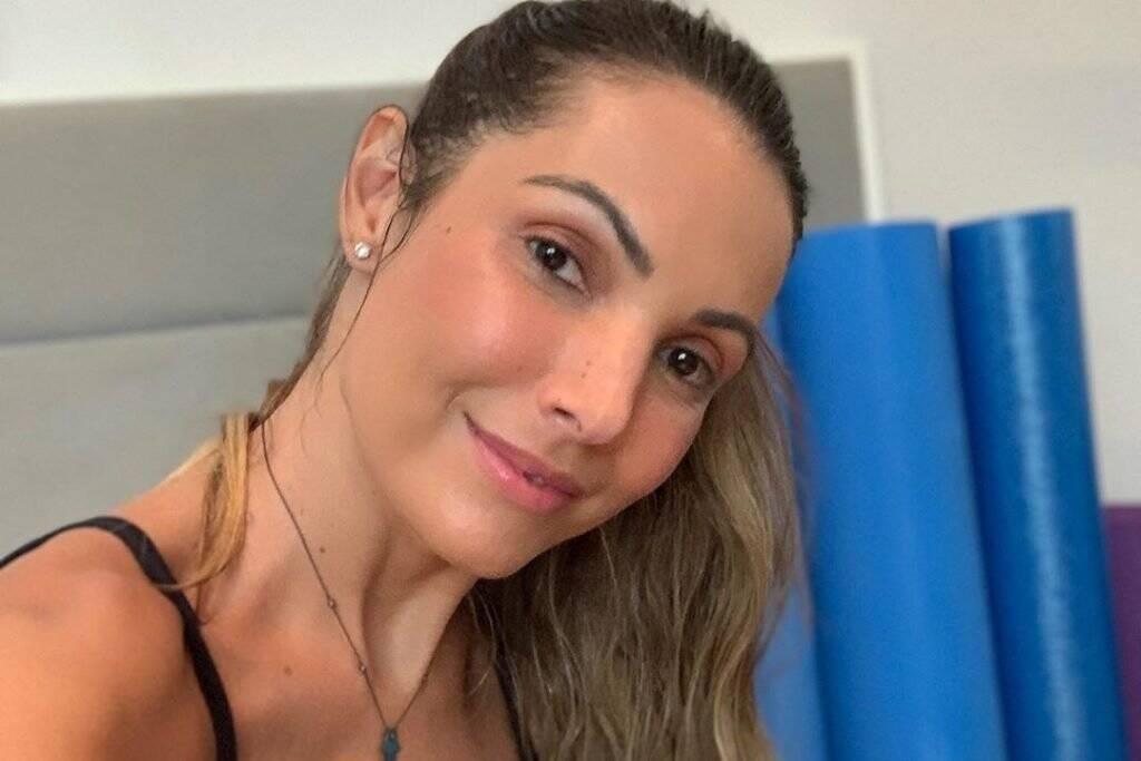 Patrícia revelou a informação após entrevistar uma jovem que foi vitima de assédio (Foto: Instagram)