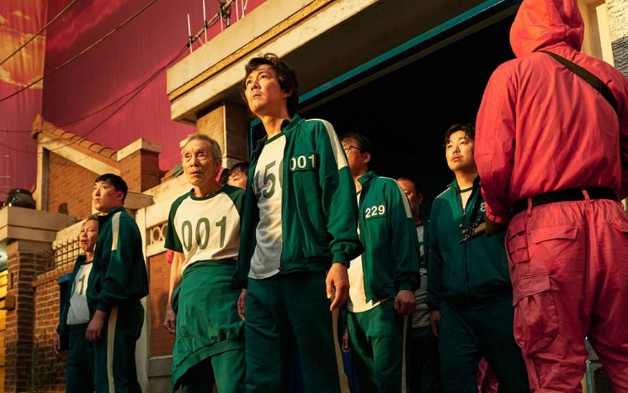 'Round 6' se tornou a série mais vista de todos os tempos da Netflix (Foto: Divulgação)